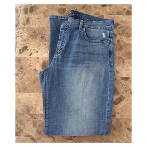 Lucky Brand Brooke Skinny Denim Blue Jeans Size 10